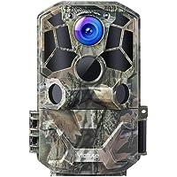 Victure WiFi 30MP 1296P Caméra de chasse 36 LEDs avec Angle de Surveillance de 120°et Détecteur de Mouvements Vision…