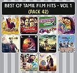 #8: Best of Tamil Film Hits - Vol 1 Pack 42 ( Tamil Film Hits songs in pack of 10 CDs )