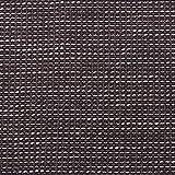 grob gewebter Bezugs-Stoff Diablo Chenille Struktur Polster Möbelstoff Web-Stoff melange premium Gewebe Brown