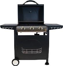 Traedgard® Gas Grill Barbecue Trio