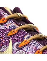 Cordoneras elásticas para calzado de la marca Hickies