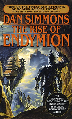 Rise of Endymion (Hyperion Cantos, Book 4)