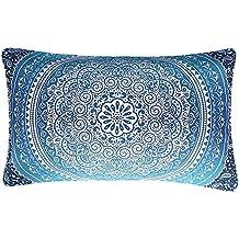 Cojines pillow Fundas Protectores Cojines y accesorios Decoración del hogar Hogar y cocina,Bohemia Rectangle