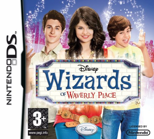 wizards-of-waverly-place-nintendo-ds-importacion-inglesa