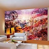 murando - Fototapete 400x280 cm - Vlies Tapete - Moderne Wanddeko - Design...