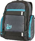 """Local Daypack Multifunktionsrucksack mit Board Tragesystem, Rucksack mit 15"""" Laptopfach, einfacher Schulrucksack, Basic Schoolbag, 27 L, 1151-878040_BLUR Blue Trims, 640 g"""