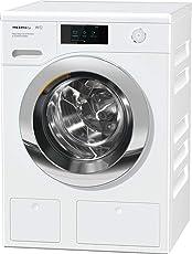 Miele WCR 860 WPS Waschmaschine/A+++ (130kWh/Jahr)/mit automatischer Dosierung/Waschautomat mit 9kg Schontrommel/per WLAN mit Smartphone steuerbar/Startvorwahl und Restzeitanzeige