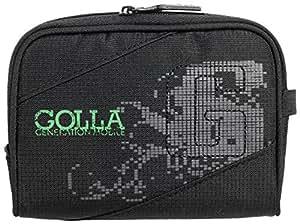 Golla G995 Memo Étui pour Appareil photo/ Caméscope Taille L Noir