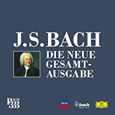 Bach 333 - Die neue Gesamtausgabe (Limited Edition)