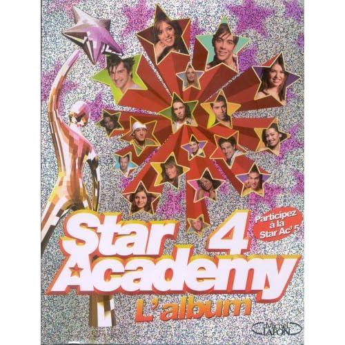 Star Academy 4 : L'album