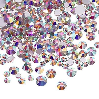 3456 Piezas de Cristales