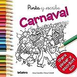 Pinta Y Escribe. Carnaval
