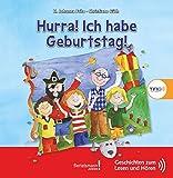 Hurra! Ich habe Geburtstag!: TING Geschichten zum Lesen und Hören
