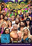 WWE - Wrestlemania XXXIV [3 DVDs]