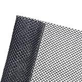 HaGa® Rasenschutzgitter Bodenverstärkung Schutzgitter Gitter 2mx15m Masche 20mm