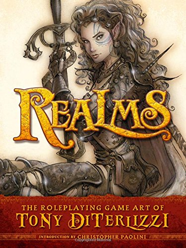 Realms HC Rpg Art Of Tony Diterlizzi