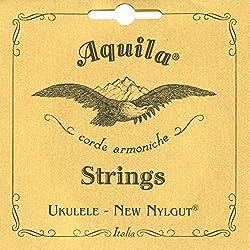 Aquila 10U - Juego de cuerdas para ukelele tenor