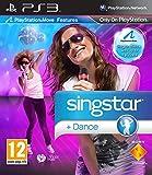 Singstar dance (jeu compatible Playstation Move)