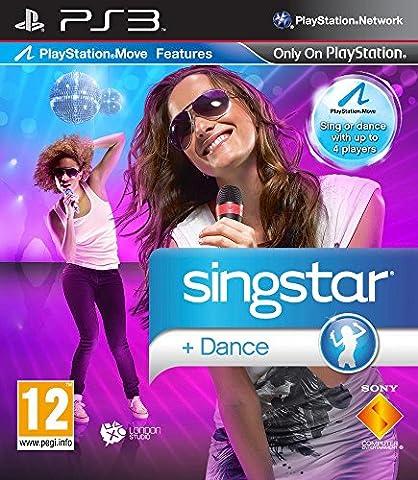 Ps3 Singstar - Singstar dance (jeu compatible Playstation