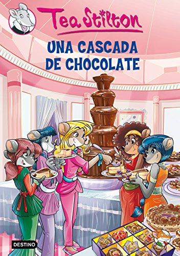 Una cascada de chocolate: Tea Stilton 19