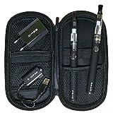 DIPSE Die E Zigarette / e Shisha Starterset - 2x eGo-T von mit 1100mAh Evod, CE4 und Ladestandsanzeige ohne Nikotin, 1er Pack (1 x 2 Stück) -
