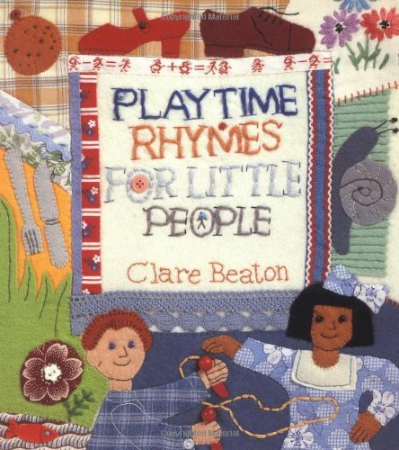 Playtime Rhymes for Little People by Clare Beaton (2001-09-02)
