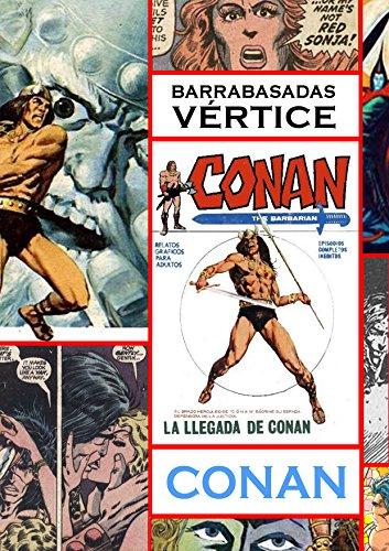 Barrabasadas Vértice: Conan por Salvador Molina