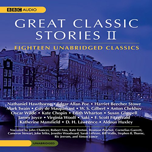 Great Classic Stories II  Audiolibri