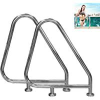Damai Swimming Pool Handrail Triangle Stainless Steel Launching Escalator Anti-Slip And Anti-Corrosion