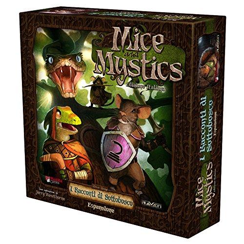 Raven-Mice and Mystics-I racconti di Sottobosco