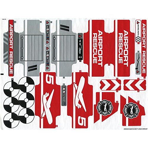 LEGO® Aufkleber für Set 42068 - (25652/6142074)