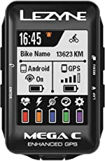 LEZYNE MEGA C GPS, Fahrradkomputer