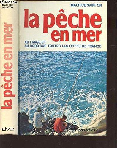 La Pêche en mer par Maurice Sainton