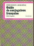 Image de Guide de conjugaison française