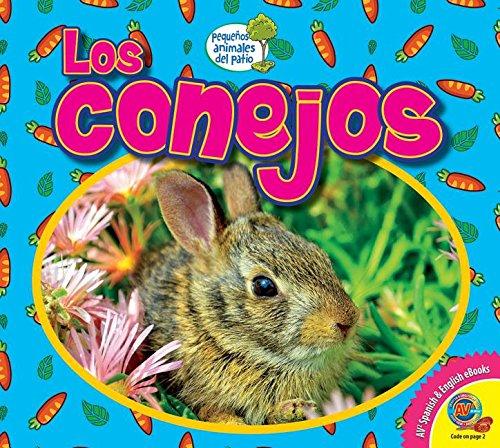 Los Conejos (Rabbits) (Av2 Let's Read! Little Backyard Animals) por Heather Kissock