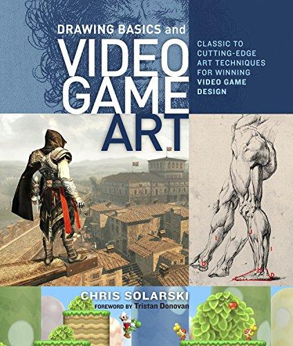 Drawing Basics And Video Game Art por Chris Solarski