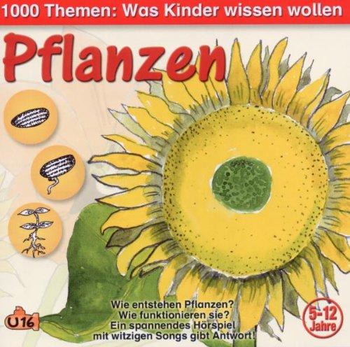 Preisvergleich Produktbild 1000 Themen: Pflanzen