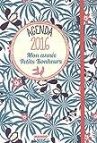 Agenda 2016, mon année petits bonheurs