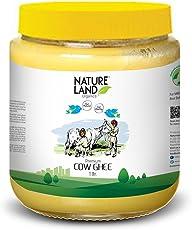 Nature Land Organics Cow Ghee - 1ltr