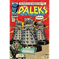 DOCTOR WHO the Daleks Comic Maxi Poster