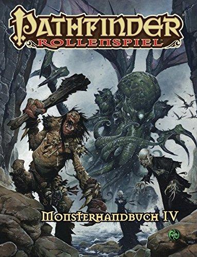 Monsterhandbuch 4: Pathfinder Regelwerk