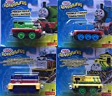 #9: THOMAS & FRIENDS ADVENTURE SERIES:: SET OF 4 SMALL ENGINES