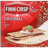 Finn Crisp origine Rye Thin Crispbread (200g) - Paquet de 6