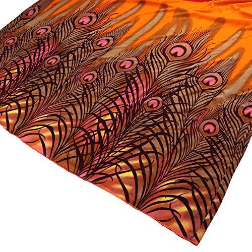 Romacci Damen Boho lange Kleid mit V-Ausschnitt Sleeveless beiläufigen Strand Kleid Sundress Orange/Schwarz/Blau Orange