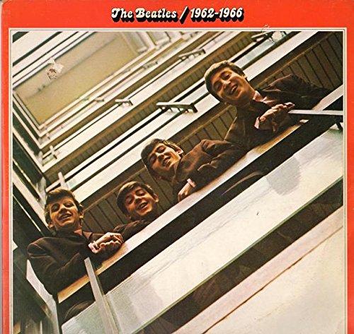 1962-1966 (Das rote Album) (Beatles-rotes Vinyl)
