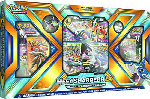 Pokémon Mega Sharpedo-ex Premium Collection