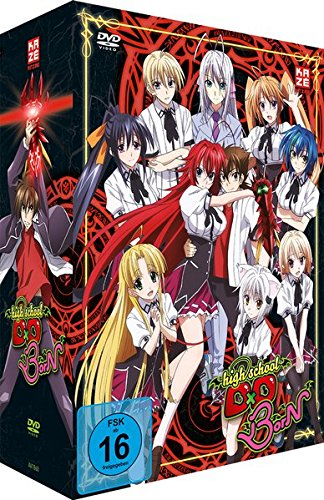 Highschool DXD BorN (3.Staffel) - Vol.1 + Sammelschuber - Limited Edition