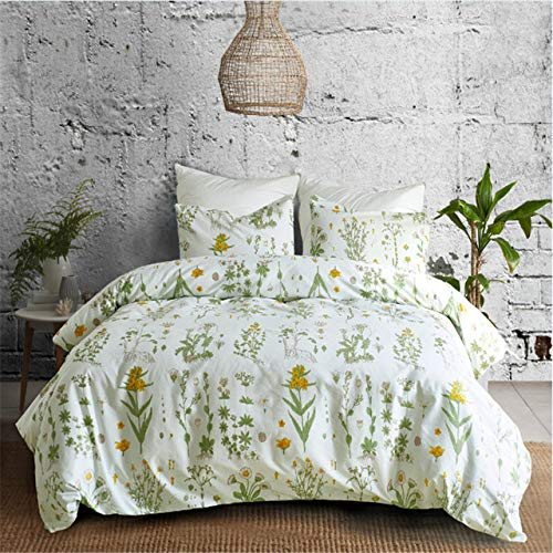 Luxury Sun Colored Flowers Queen Super King Size Juegos
