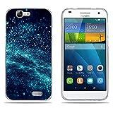 DIKAS Huawei Ascend G7 (L01 L03 C199) Cover, Custodia Silicone Caso Molle di Morbido Sottile Gel Transparent Slim Thin Skin Shell Protezione per Huawei Ascend G7 (L01 L03 C199)- PIC: 04