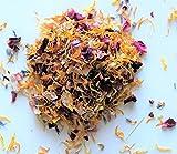 Biodegradable Natural Petal Wedding Confetti, Cornflower Vintage Summer Mix, 1 litre loose